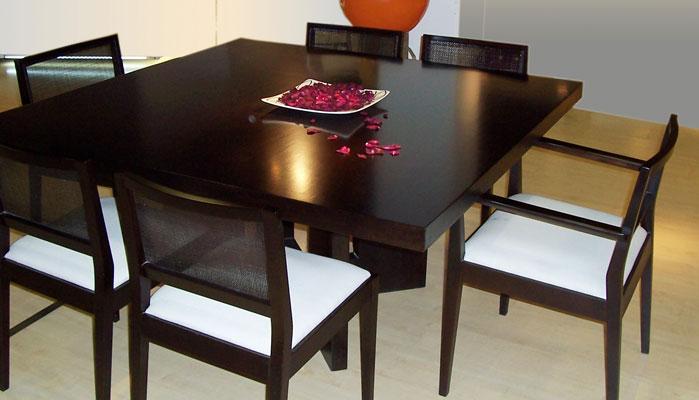 Erre muebles mesas02 for Mesa 8 personas medidas